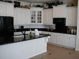Kitchen Countertop Materials Countertops White Cabinets Black Countertops What Color Walls