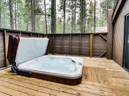 sleek home w private tub u0026 sharc access dog friendly