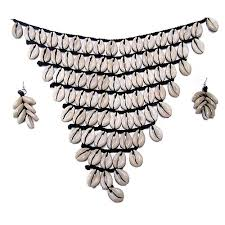 wholesale shell necklace images Chunky cowrie shell necklace nk5859 jpg