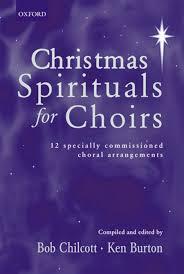 spirituals for choirs sheet sheet plus