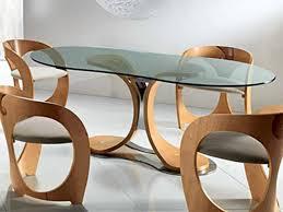 tavoli di cristallo sala da pranzo ovale vetro sala da pranzo tavolo di goodly ovale sala da pranzo