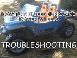 power wheels jeep hurricane green how to fix jeep hurricane power wheels troubleshooting jeep