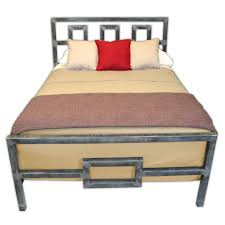 architect steel bed frame boltz steel furniture