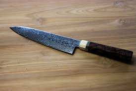 Good Cheap Kitchen Knives Review Goko Damascus Gyuto Chefknivestogo Old Forum Site