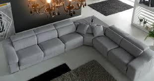 canape d angle 5 places canapé d angle contemporain en cuir 5 places gamamobel