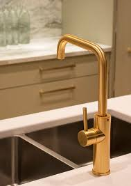 kitchen faucet brass faucets kitchens modern brass kitchen fixtures ideas