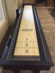 imperial bedford 12 shuffleboard table imperial reno rustic 12 shuffleboard table game world planet