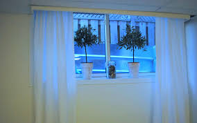 basement curtains home design ideas and pictures