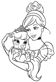 pet coloring pages fablesfromthefriends com