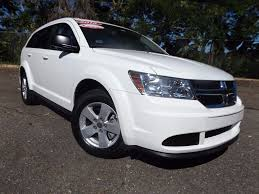 2016 used dodge journey fwd 4dr se at triangle chrysler jeep dodge