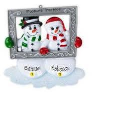 personalized ornament two peas in a pod ornament