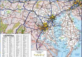 Map Delaware Delaware