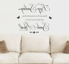 Wall Quotes For Living Room by Living Room View Living Room Wall Quotes Decoration Ideas