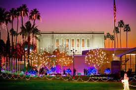 mesa arizona temple christmas lights i shot this photo of u2026 flickr