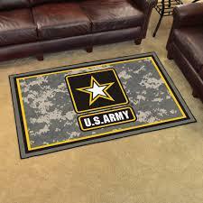 Area Rugs 4 X 6 Us Army Area Rug 4â X 6â