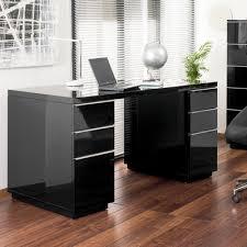 Office Desk Black Office Desk Black Dwell