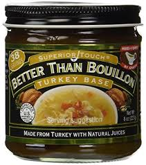 turkey gravy base better than bouillon superior touch turkey base 8oz