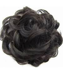 hair scrunchy synthetic hair scrunchie