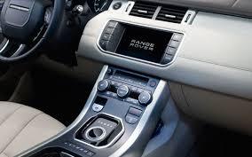 Evoque Interior Photos 2012 Land Rover Range Rover Evoque First Drive Truck Trend