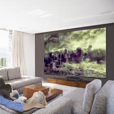 lg 100 inch laser tv lcd projector smart tv and vivid colors