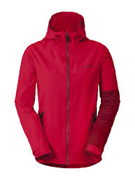 red cycling jacket vaude womens moab jacket ii indian red cycling jacket im biker