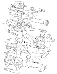 misty pokemon coloring pages coloring home