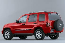 2007 jeep liberty information and photos zombiedrive
