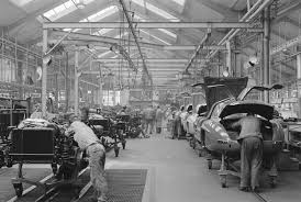 mercedes factory 1955 mercedes benz 300sl w198 assembly 300sl factory u0026 shows