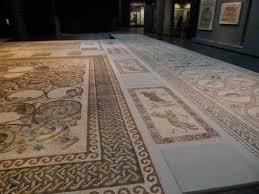 Mosaic Floor L Le Louvre Les Arts De L Islam Mosaic Floors Animal