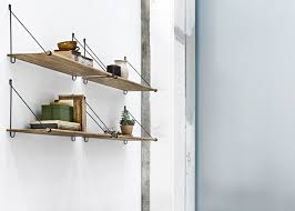 wandregal design wandregal loop shelf we do wood i holzdesignpur