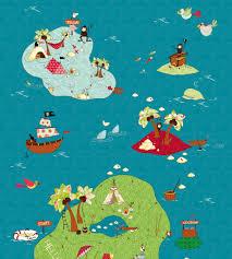 treasure map wallpaper by mr perswall jane clayton