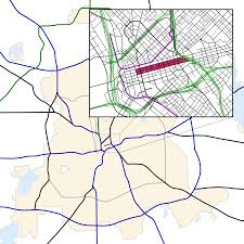 Map Dallas Tx by Multi Color Texas Map With Counties Capitals And Major Cities