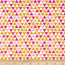 riley blake home decor vivid lattice tangerine discount designer