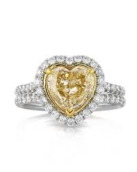 Heart Shaped Wedding Rings by Heart Shaped Engagement Rings