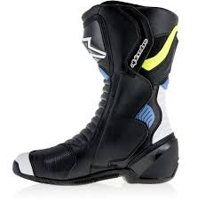 blue motorbike boots buy alpinestars jacket online new york alpinestars smx 6 v2