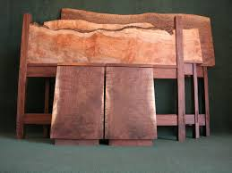 Live Edge Headboard by Bedrooms Jesse Woodworks
