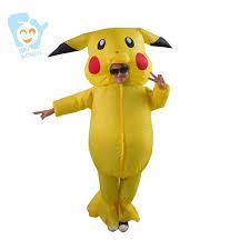Pikachu Halloween Costume Kids Buy Wholesale Kids Mascot China Kids Mascot