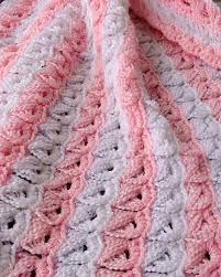broomstick knitting broomstick lace baby afghan crochet pattern baby afghan crochet
