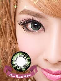 forest green colored contacts pair wt b63 14 99 colored