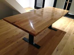 dining table solid maple dining room table and chairs hand