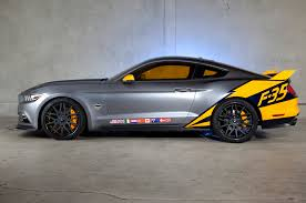 2015 ford mustang 2 3 2015 ford mustang f 35 lightning ii edition donated motor trend