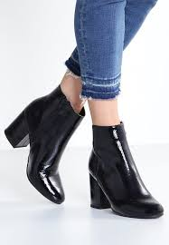 ankle boots uk look look champion 2 ankle boots black zalando co uk