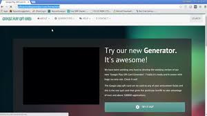 play gift card generator apk working as on 2015