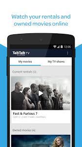 talktalk tv watch films u0026 tv android apps on google play