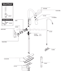 moen ca87011srs parts list and diagram ereplacementparts com