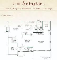 2 story floor plans with garage new home floor plans hillsborough nj home designs hillsborough nj