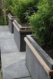 frans houdijk 0162 planters concrete pavers and concrete