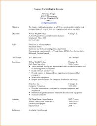resume chronological format 7 chronological format resume template skills based resume