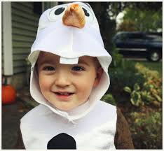 Olaf Costume The Olaf Costume From Spirit Halloween Check Out Caleb Lady