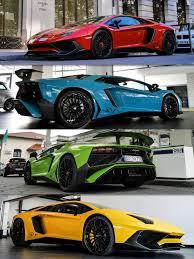 Lamborghini Aventador Colors - every color i u0027ve seen so far fits the new superveloce perfect